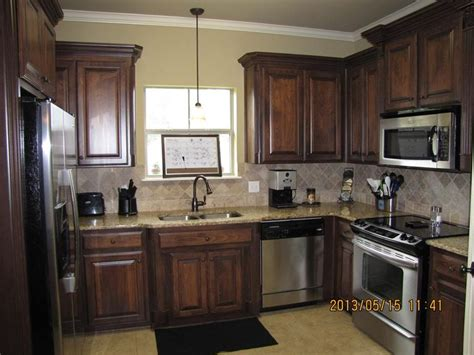 Wood Stain Colors For Kitchen Cabinets Living Room Chandelier Placement How To Decorate Your For A Party Small Interior Design Photos India Curtain Ideas Dining Combos Vintage Colours The Santa Fe Rugs Round Lights Online Shopping
