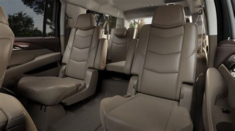 2016 model suvs with second row captains chairs autos post