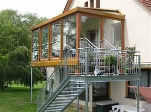 Kosten Umbau Haus : balkon terrasse bauen kosten ideen aus stahl dirk john haus au en pinterest terrasse ~ Markanthonyermac.com Haus und Dekorationen