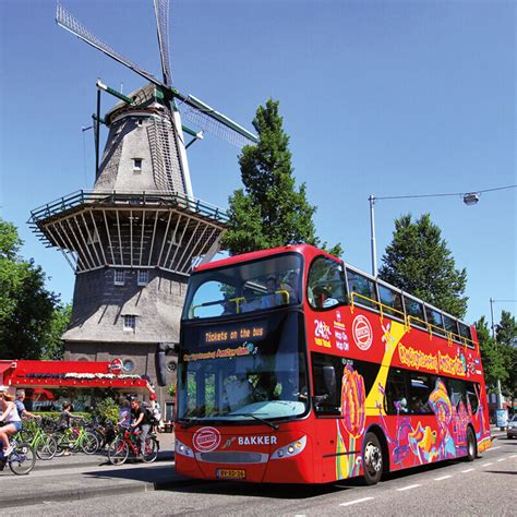 London Sightseeing Bus And Boat by Enjoy Hop On Hop Off Tour Amsterdam Tours Tickets
