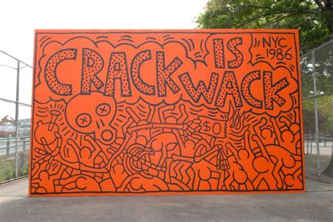 keith harings nyc 7 must see murals statues and installations