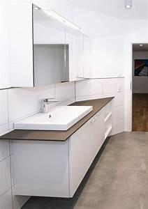 Spiegelschrank Mit Schiebetür : einbau schrankwand badezimmer mit spiegelschrank reiner knabl m belwerkstatt ~ Markanthonyermac.com Haus und Dekorationen