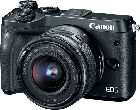 Canon EOS M6 Review Now Shooting