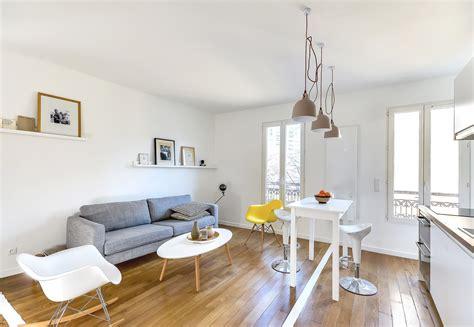 Tiny Apartments : The Tiny Apartment In Paris