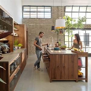 Ideale Luftfeuchtigkeit Wohnung : team 7 loft k che wien ~ Markanthonyermac.com Haus und Dekorationen