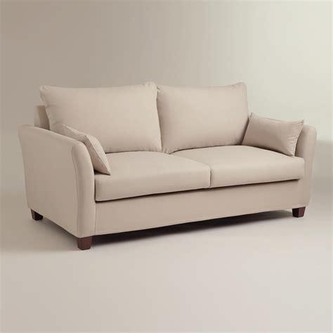 luxe sofa slipcover world market