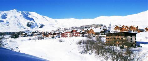 location vacances r 233 sidence les chalets des cimes la toussuire en hiver