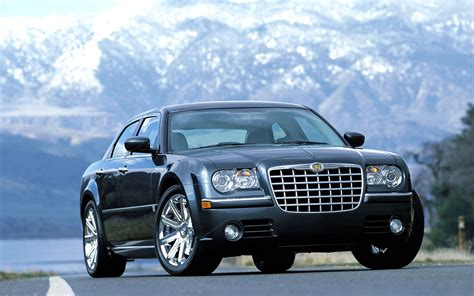 Chrysler 300 Hemi Modern Muscle Car Wallpaper Collection