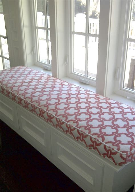 Window Bench Cushions  Give Your Home A Class Look Home