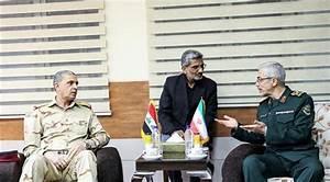 Top military officials of Iran, Iraq hold talks amid ...