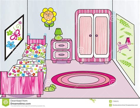 picture of a bedroom clipart clipartsgram