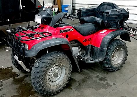 Foreman 400 Motorcycles For Sale
