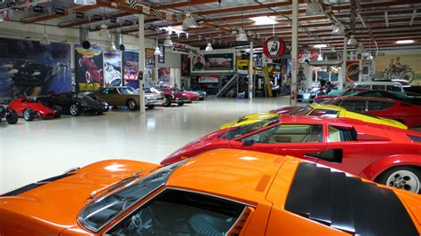 Jay Leno's New Auto Detailing Products Garagespot