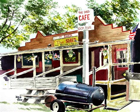 the shed cafe edom tx menu edom arts and crafts festival