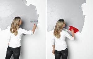 Was Ist Strukturfarbe : wandgestaltung in betonoptik sch ner wohnen ~ Markanthonyermac.com Haus und Dekorationen
