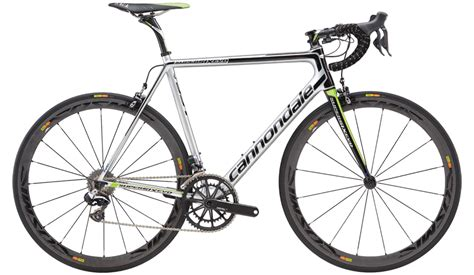 cannondale launch updated supersix evo 2016 road bike