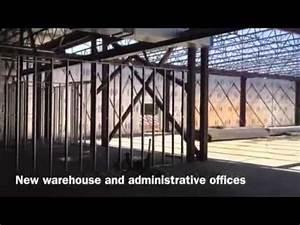 Inside look of Fort Gordon Post Exchange expansion - YouTube