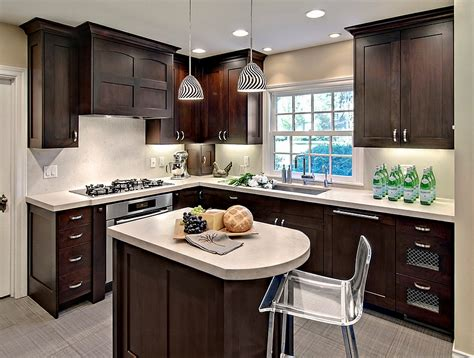 Creative Ideas for Small Kitchen Design ? Kitchen
