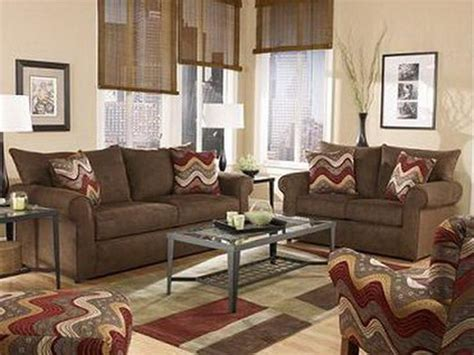 brown living room color schemes your home