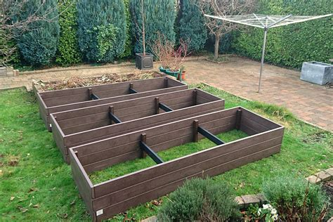 Raised Beds  Irish Recycled Products
