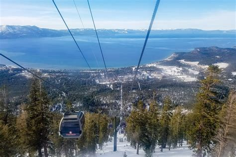 Tahoe Gondola Boat by Heavenly Gondola Lolo S Extreme Cross Country Rv Trips