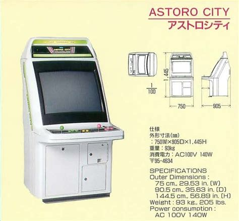 sega astro city arcade otaku wiki