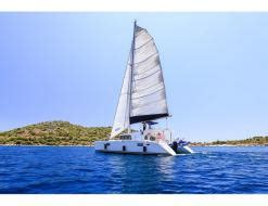 Catamaran Hire Rhodes by Dodecanese Sailing Holiday Sail In The Aegean Sea