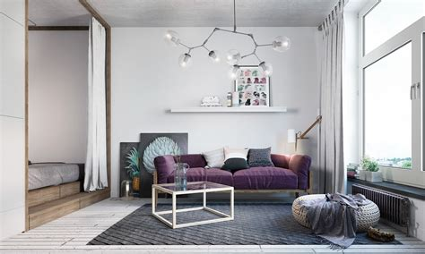 Small Apartment : Two Takes On The Same Super-small Apartment