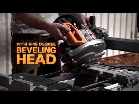 lackmond wts2000l beast tile saw toolking review how to make do everything