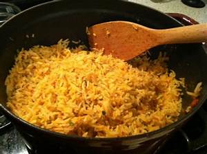 Authentic Mexican Rice Recipe Food com