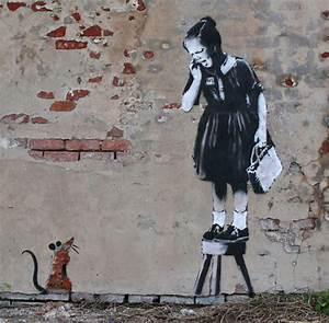 likefun.me | Street art of Banksy