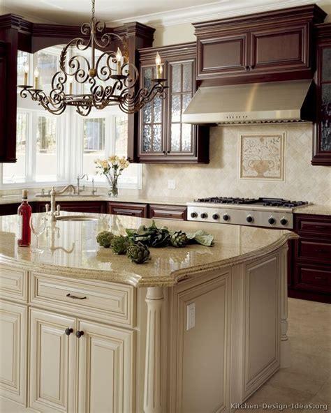 Two Tone Kitchen Cabinets  Trendir