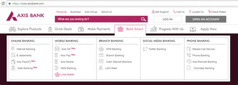 Axis Bank Internet Banking Ekikratin