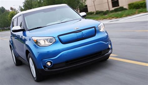 2015 kia soul ev is the new electric car on the block with