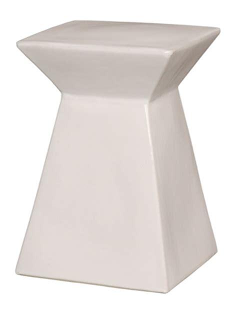 Upright White Ceramic Stool  Porcelain Accent Side Table. Queen Size Platform Bed With Drawers. Plastic Outdoor Table. Caddy Corner Desk. Daylight Pl Desk Lamp. Front Office Desks. Best Desk Lamp For Studying. White Reception Desk For Sale. File Drawer Base Cabinet