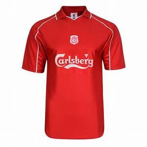 Buy Liverpool FC 2000 Retro Football Shirt | Liverpool ...