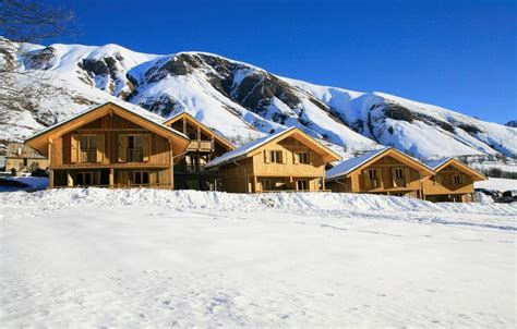 residence les chalets de l arvan ii ski station sorlin d arves noordelijke alpen