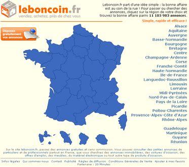 petites perles du site leboncoin fr