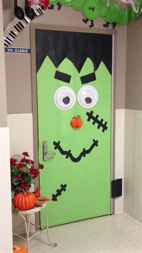 door decorations ideas school decoration