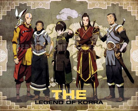 La Légende De Korra, De Michael Dante Dimartino  French Steampunk