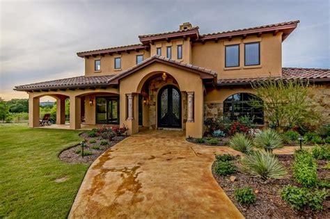 House Style : Mediterranean House Style Tile Floor Plan-house Style Design