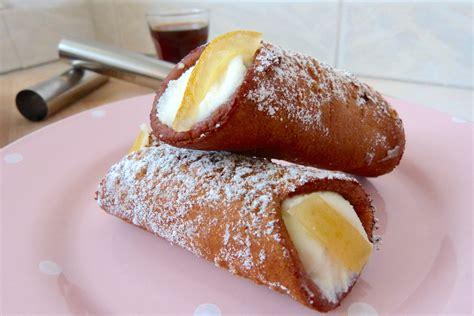 cannoli sicilien la recette authentique la cuisine de micheline