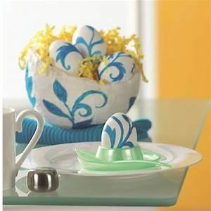 Gekochte Eier Dekorieren : 48 besten ostern bastelanleitungen bilder auf pinterest feiertage ostern bastelanleitungen ~ Markanthonyermac.com Haus und Dekorationen
