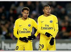 Strasbourg 21 PSG Neymar and co suffer first defeat