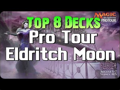 mtg top 8 decks from pro tour eldritch moon pt emn