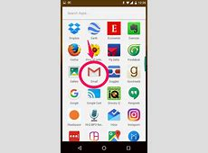 How to Set Up TSS Google Mail on Your Android Phone