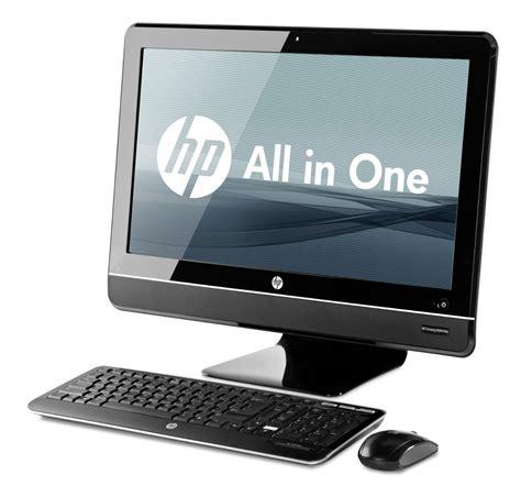 hp all in one 8200 elite lx965et achat ordinateur de bureau sur materiel net