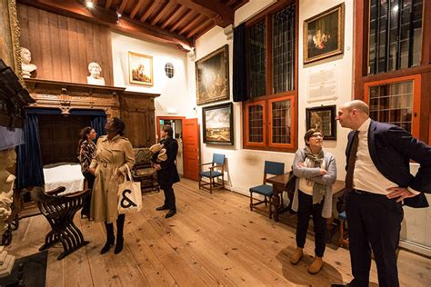 Museum Amsterdam Rembrandt by Visit Rembrandthuis