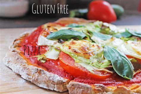 recette pizza maison sans gluten