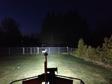 Boat Lights For Night Driving by Duck Boat Bow Lights Michigan Sportsman Online